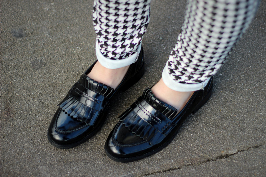 pied a poule loafers_Fotor
