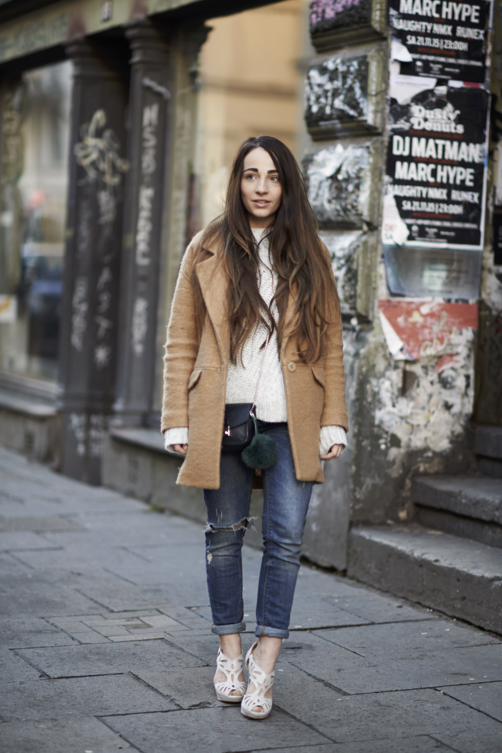 Camel coat1
