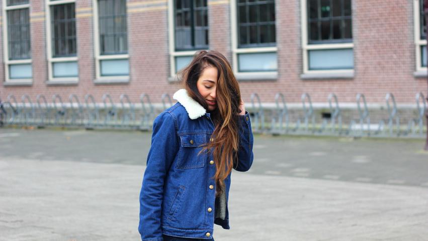 asos denim jacket 4