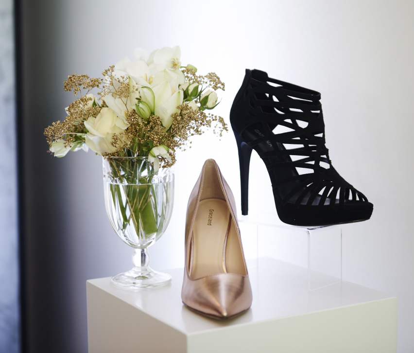 perstrip van haren x sylvie meis party shoes