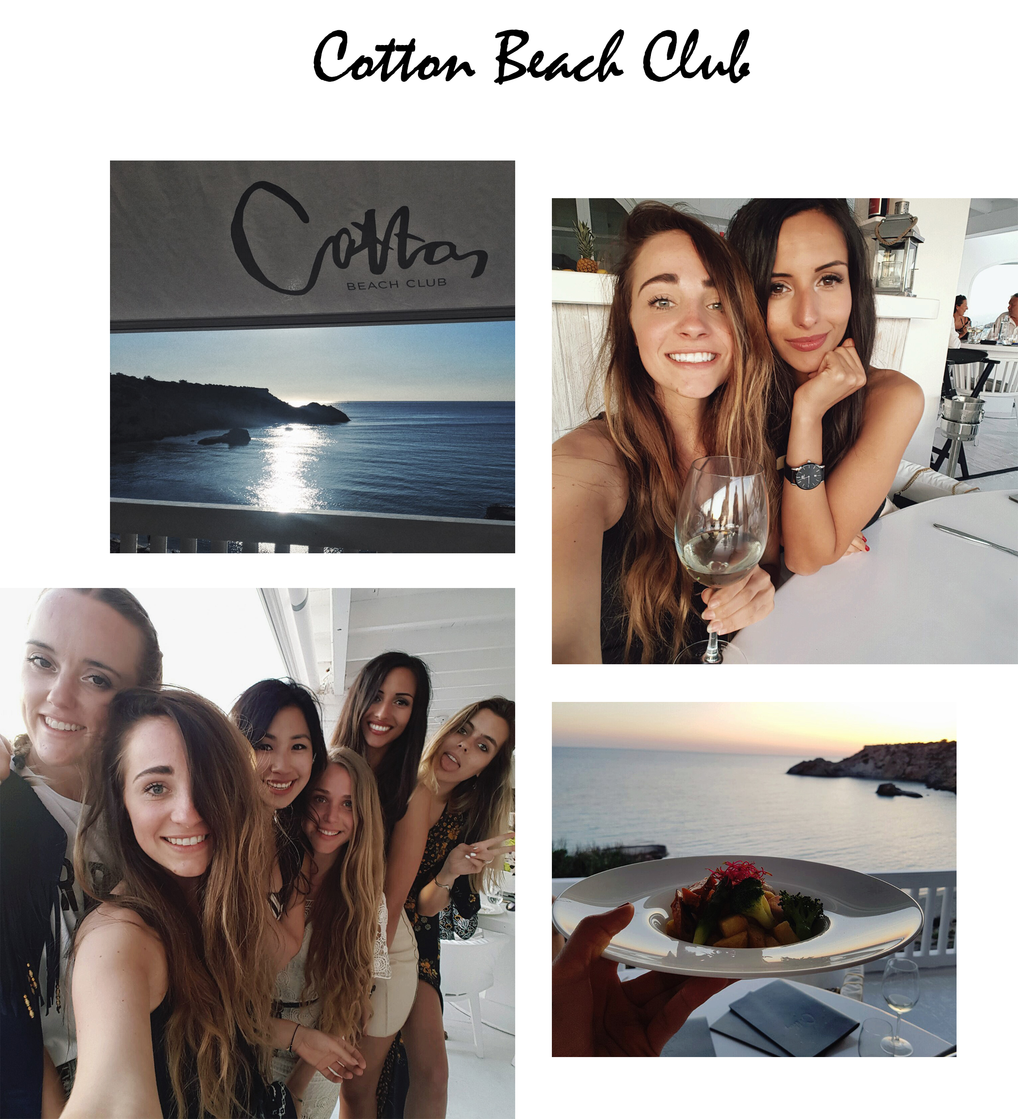 Cotton Beach club