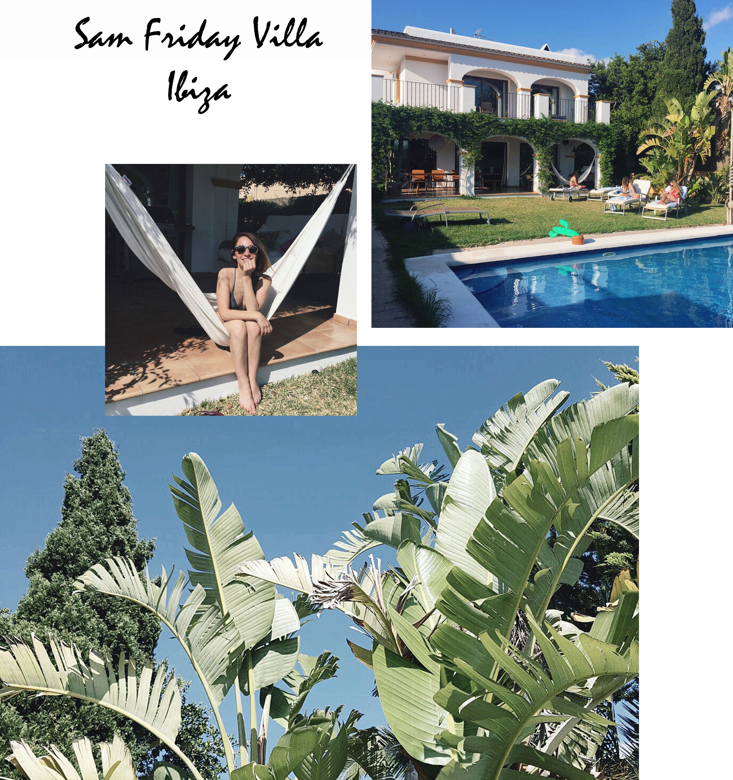 Sam Friday villa Ibiza